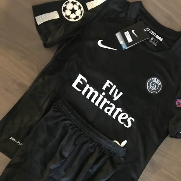 8ea6a1ebc32 Kids kit PSG Neymar Jr.  10 Soccer Nike set